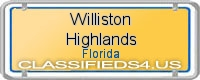 Williston Highlands board